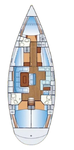 thumbnail-2 Bavaria Yachtbau 51.0 feet, boat for rent in Stockholm County, SE