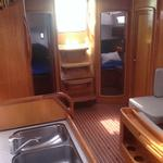 thumbnail-7 Bavaria Yachtbau 51.0 feet, boat for rent in Cyclades, GR