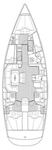 thumbnail-2 Bavaria Yachtbau 51.0 feet, boat for rent in Cyclades, GR