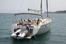thumbnail-4 Bavaria Yachtbau 54.0 feet, boat for rent in Split region, HR