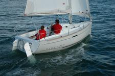 thumbnail-4 Bénéteau 20.0 feet, boat for rent in Split region, HR