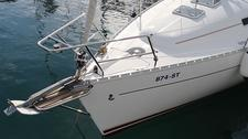 thumbnail-8 Bénéteau 33.0 feet, boat for rent in Split region, HR