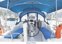 thumbnail-17 Bénéteau 35.0 feet, boat for rent in Aegean, TR