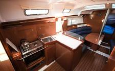 thumbnail-3 Bénéteau 35.0 feet, boat for rent in Split region, HR