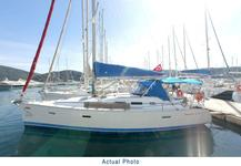thumbnail-13 Bénéteau 36.0 feet, boat for rent in Aegean, TR