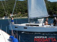 thumbnail-1 Bénéteau 37.0 feet, boat for rent in Ionian Islands, GR