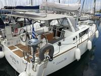 thumbnail-1 Bénéteau 37.0 feet, boat for rent in Saronic Gulf, GR