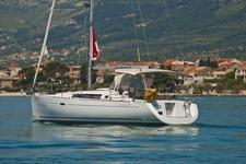 thumbnail-3 Bénéteau 37.0 feet, boat for rent in Split region, HR