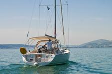 thumbnail-4 Bénéteau 37.0 feet, boat for rent in Split region, HR