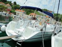 thumbnail-1 Bénéteau 39.0 feet, boat for rent in Split region, HR