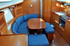thumbnail-6 Bénéteau 39.0 feet, boat for rent in Split region, HR