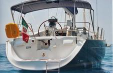 thumbnail-3 Bénéteau 42.0 feet, boat for rent in Campania, IT