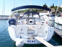 thumbnail-4 Bénéteau 42.0 feet, boat for rent in Split region, HR