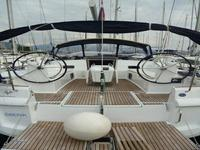 thumbnail-3 Bénéteau 42.0 feet, boat for rent in Split region, HR