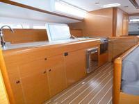 thumbnail-13 Bénéteau 42.0 feet, boat for rent in Split region, HR