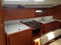thumbnail-11 Bénéteau 42.0 feet, boat for rent in Zadar region, HR