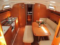 thumbnail-6 Bénéteau 43.0 feet, boat for rent in Split region, HR