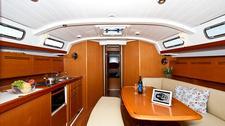 thumbnail-10 Bénéteau 43.0 feet, boat for rent in Split region, HR