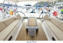 thumbnail-21 Bénéteau 45.0 feet, boat for rent in Aegean, TR
