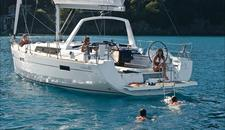 thumbnail-11 Bénéteau 45.0 feet, boat for rent in Aegean, TR