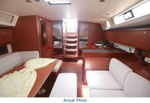 thumbnail-29 Bénéteau 45.0 feet, boat for rent in Aegean, TR