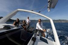 thumbnail-6 Bénéteau 45.0 feet, boat for rent in Aegean, TR