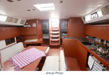thumbnail-24 Bénéteau 45.0 feet, boat for rent in Aegean, TR