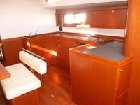 thumbnail-8 Bénéteau 46.0 feet, boat for rent in Split region, HR
