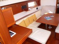thumbnail-3 Bénéteau 46.0 feet, boat for rent in Split region, HR