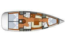 thumbnail-6 Beneteau 47.0 feet, boat for rent in Alcantara, PT