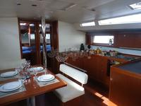 thumbnail-11 Bénéteau 47.0 feet, boat for rent in Saronic Gulf, GR