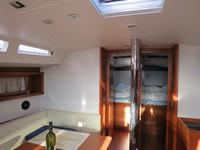 thumbnail-7 Bénéteau 47.0 feet, boat for rent in Split region, HR