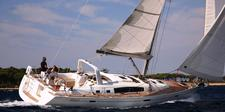 Sail the waters of Šibenik region on this comfortable Bénéteau
