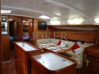 thumbnail-7 Bénéteau 51.0 feet, boat for rent in Saronic Gulf, GR