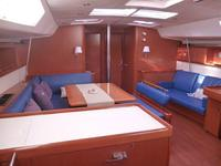 thumbnail-6 Bénéteau 54.0 feet, boat for rent in Split region, HR