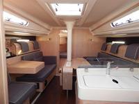 thumbnail-7 Dehler 37.0 feet, boat for rent in Split region, HR