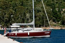 thumbnail-1 Delphia Yachts 40.0 feet, boat for rent in Split region, HR