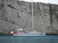 thumbnail-1 Delphia Yachts 40.0 feet, boat for rent in Split region, HR