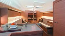 thumbnail-6 Dufour Yachts 33.0 feet, boat for rent in Aegean, TR