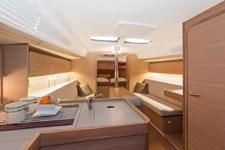 thumbnail-4 Dufour Yachts 33.0 feet, boat for rent in Kvarner, HR