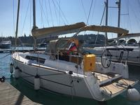 thumbnail-1 Dufour Yachts 33.0 feet, boat for rent in Primorska , SI