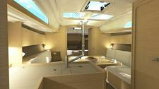thumbnail-6 Dufour Yachts 33.0 feet, boat for rent in Šibenik region, HR