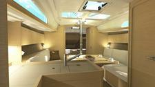 thumbnail-6 Dufour Yachts 33.0 feet, boat for rent in Zadar region, HR