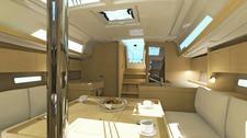thumbnail-4 Dufour Yachts 33.0 feet, boat for rent in Zadar region, HR