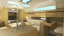 thumbnail-5 Dufour Yachts 33.0 feet, boat for rent in Zadar region, HR