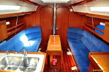thumbnail-3 Dufour Yachts 34.0 feet, boat for rent in Primorska , SI