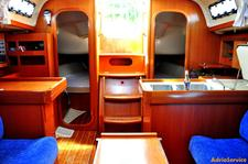 thumbnail-4 Dufour Yachts 34.0 feet, boat for rent in Primorska , SI