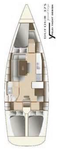 thumbnail-2 Dufour Yachts 36.0 feet, boat for rent in Stockholm County, SE