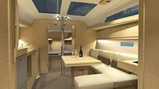 thumbnail-8 Dufour Yachts 36.0 feet, boat for rent in Split region, HR