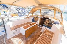 thumbnail-3 Dufour Yachts 36.0 feet, boat for rent in Split region, HR